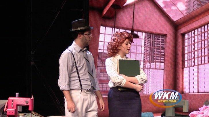 Musical Theatre Sneak Peak ~ The Pajama Game Plays in Madison
