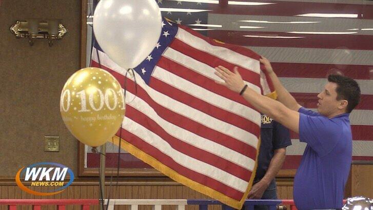 Madison Post Celebrates 100 Patriotic Years of American Legion