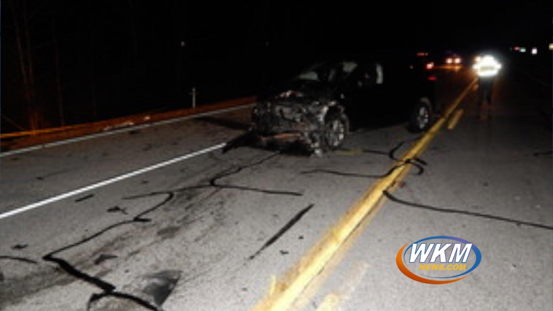 Early Morning Car Crash Kills Scott County Man, Sends Others to Hospital
